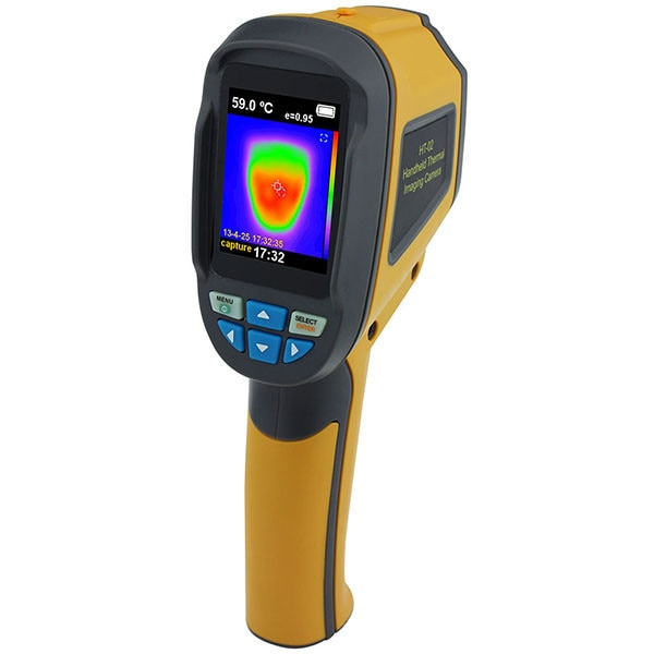 The 4 Cheap thermal cameras of 2021
