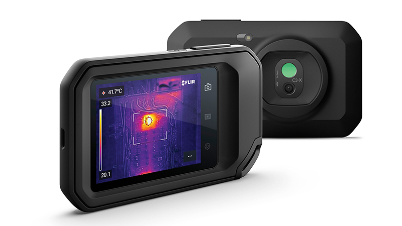 4 Great Thermal Cameras with a 160 x 120 IR resolution