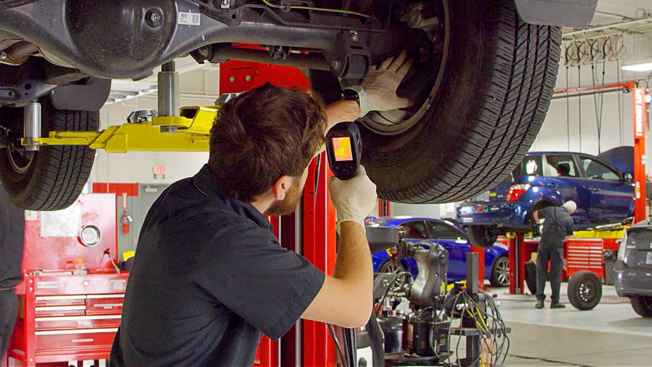 4 Best Thermal Cameras for Automotive inspections