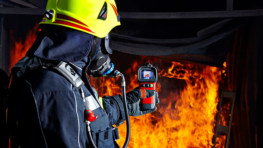 Best Thermal Cameras for Firefighters