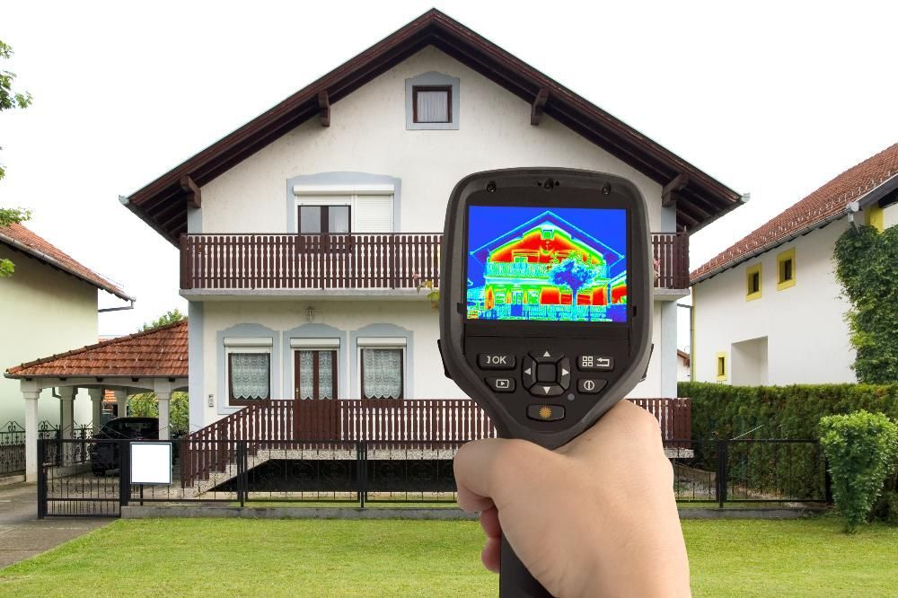 5 Best Thermal Cameras to detect Heat Loss in your home