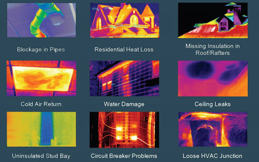 4 Best Thermal Infrared Cameras for HVAC Inspections