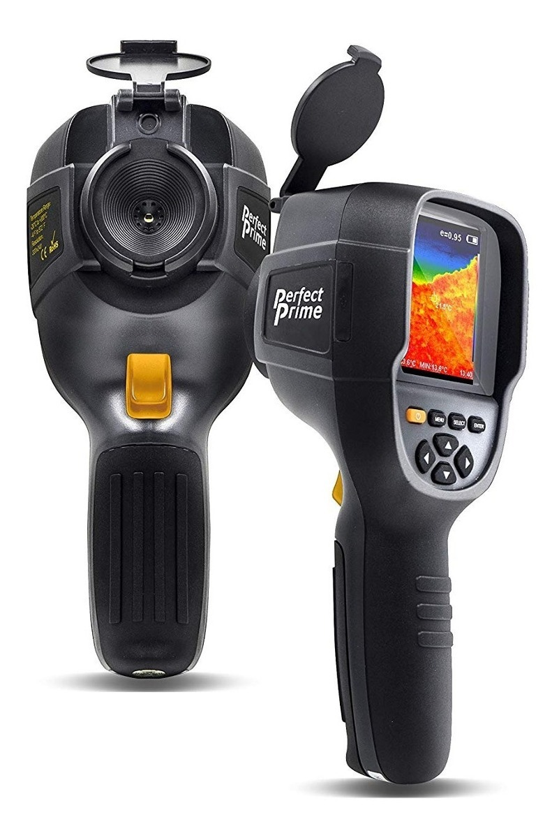 4 Thermal Cameras with a 320 x 240 resolution   2020