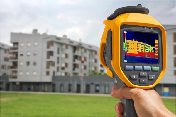4 Thermal Imaging Cameras for Building Inspections