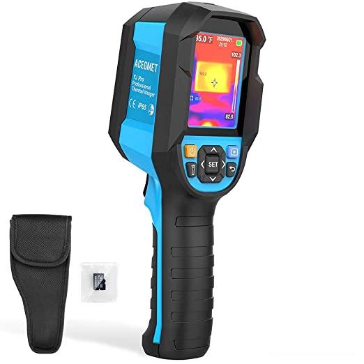Acegmet thermal camera Review | Waterproof and what else?
