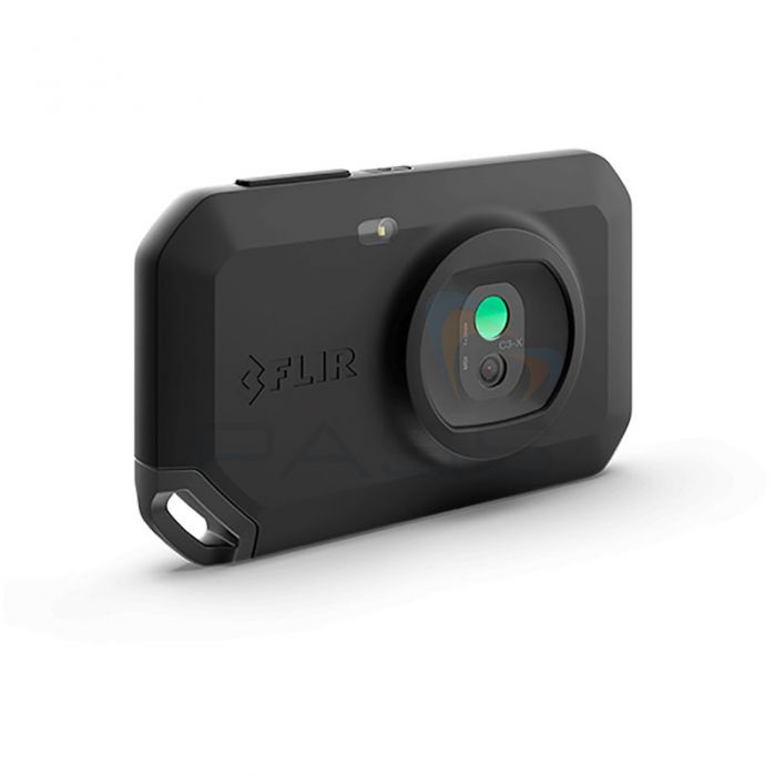 Our review of the new Flir C3-X thermal camera | 2020