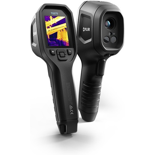 Our review of the Flir TG275 thermal camera.