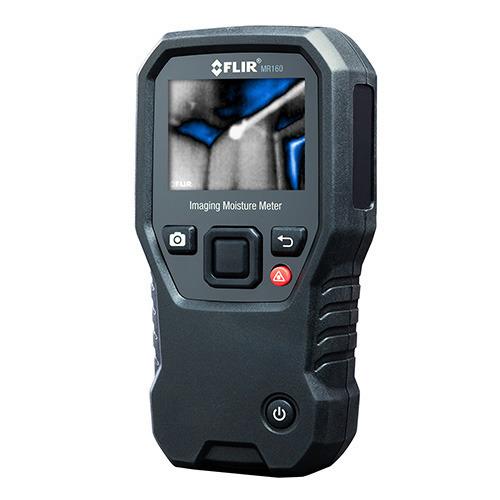 Flir MR160 - thermal camera to use in plumbing
